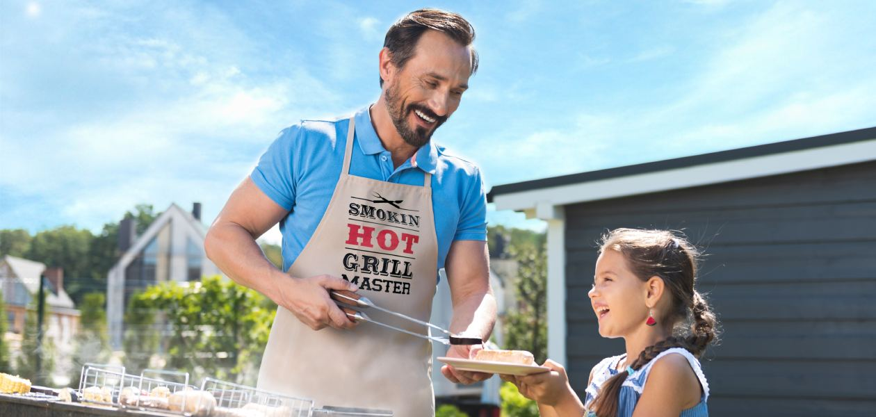 Father's Day Gifts Aprons