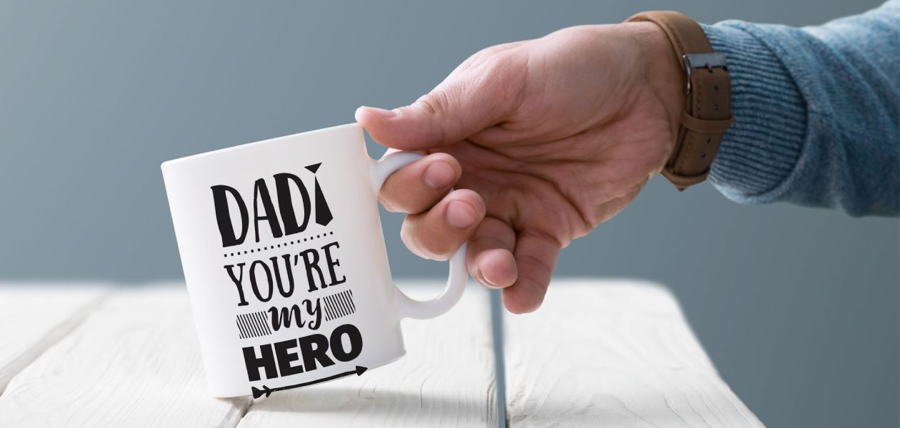 Father's Day Gift ideas - Mugs