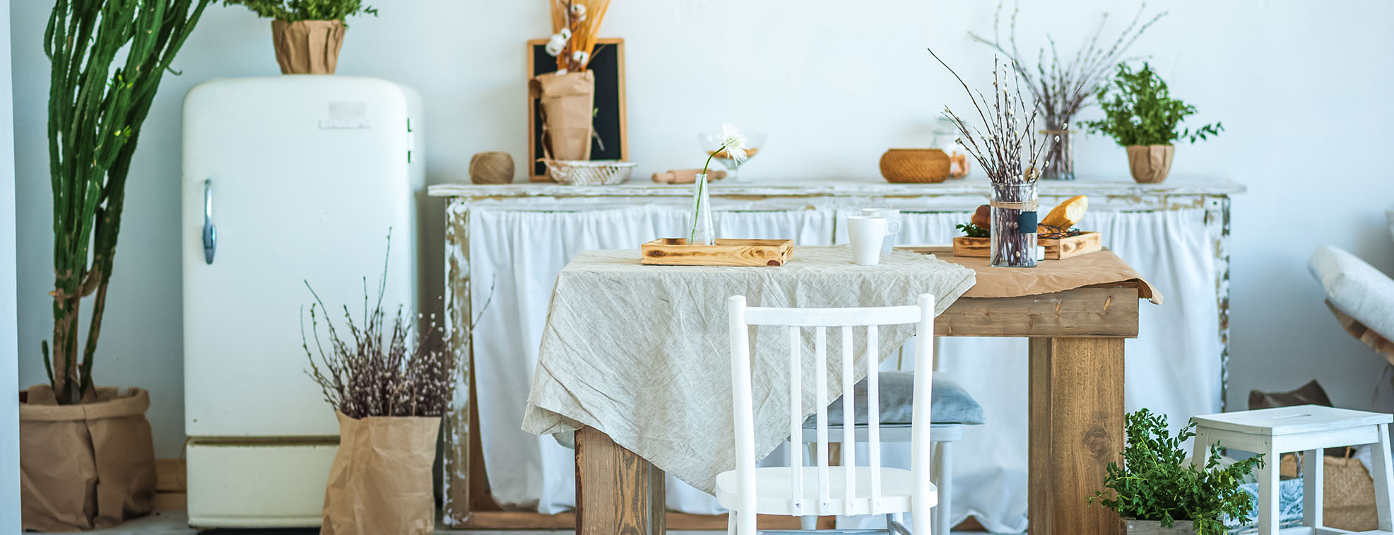 Shabby Chic Modern Interior Design Styles